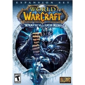 Foto World of Warcraft: Wrath of the Lich King Expansion Pack de